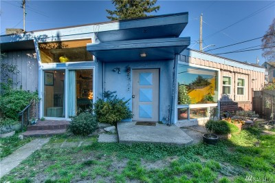 Seattle Single Family Home For Sale: 5509 34th Ave NW