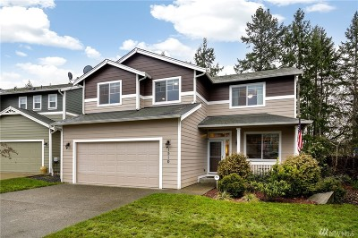 Thurston County Single Family Home For Sale: 1510 Farina Lp SE