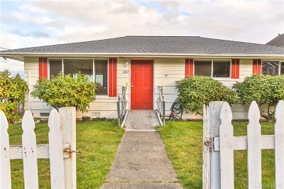 Everett Single Family Home For Sale: 4307 Terrace Dr
