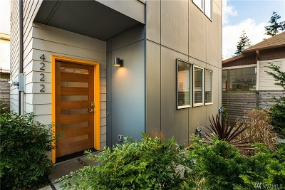 Seattle Single Family Home For Sale: 4222 Linden Ave N