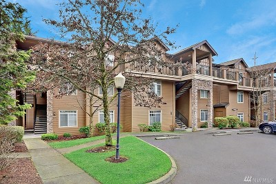 Bothell Condo/Townhouse For Sale: 18930 Bothell-Everett Hwy #G105