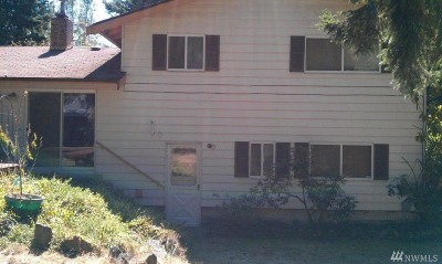 Puyallup Single Family Home For Sale: 7301 148th St E