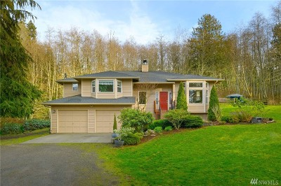 Poulsbo Single Family Home Pending: 1852 NW Lutes Rd