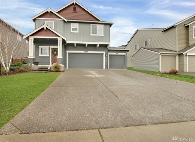 Puyallup Single Family Home For Sale: 15417 79th Ave E
