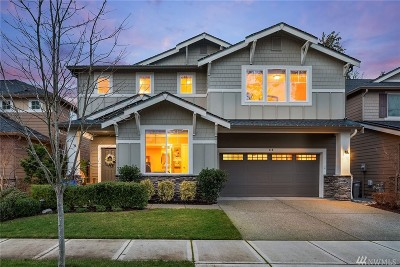 Lynnwood Single Family Home For Sale: 119 152nd St SW