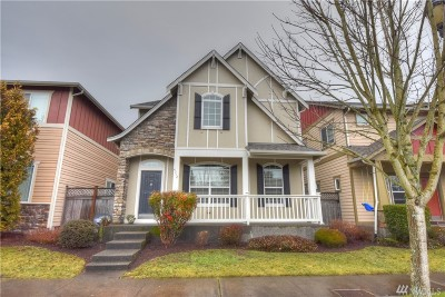 Lacey Single Family Home For Sale: 4912 Balustrade Blvd SE