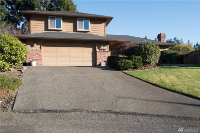 Tacoma Single Family Home For Sale: 4517 65th Ave W