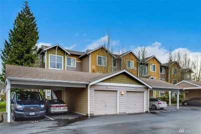 Sammamish Condo/Townhouse For Sale: 710 240th Wy SE #A201