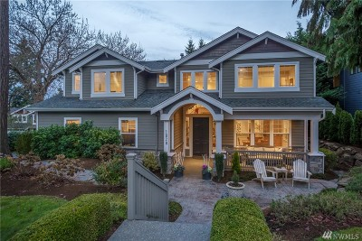 Kirkland Single Family Home For Sale: 1828 4th St
