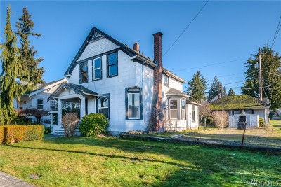 Everett Multi Family Home For Sale: 2615 Rainier Ave