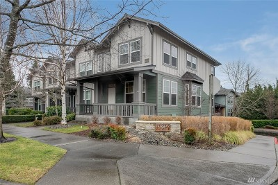 North Bend, Snoqualmie Condo/Townhouse For Sale: 7718 Fairway Ave SE #301