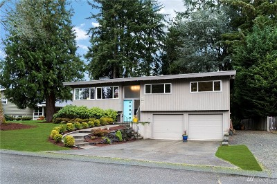 Bellevue Single Family Home For Sale: 12712 SE 63rd St