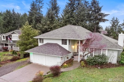 Puyallup Single Family Home For Sale: 7015 184th St Ct E