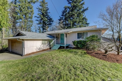 Kent Single Family Home For Sale: 26804 102nd Ave SE