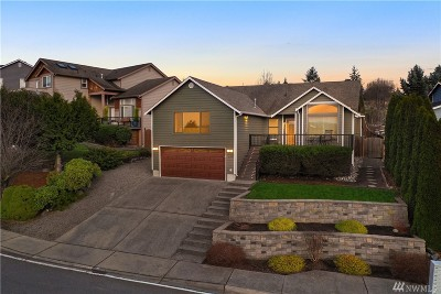 Marysville Single Family Home For Sale: 4311 59th Dr NE