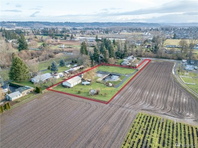 Puyallup Residential Lots & Land For Sale: 5926 66th Ave E