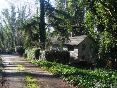 Seattle Single Family Home For Sale: 9109 Cecil Ave S