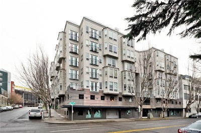 Seattle Condo/Townhouse For Sale: 3028 Western Ave Ave #210