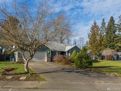 Marysville Single Family Home For Sale: 14108 51st Dr NE
