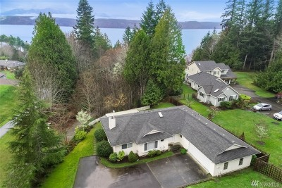 Poulsbo Single Family Home For Sale: 23335 Aldo Rd NW