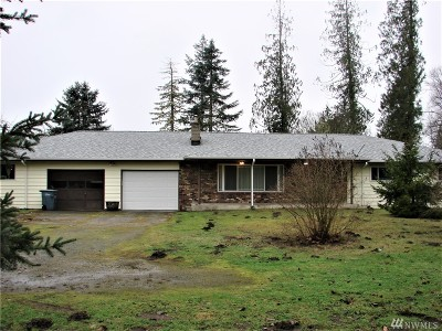 Orting Single Family Home Contingent: 18709 188th St E