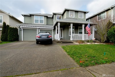 Lacey Single Family Home For Sale: 6925 Prism St SE