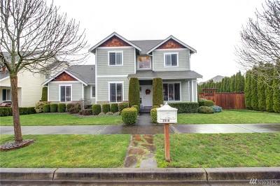 Sumner Single Family Home For Sale: 2918 146 Ave E