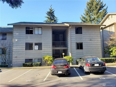 Bellevue Condo/Townhouse For Sale: 12119 NE Bel-Red Rd #B-203