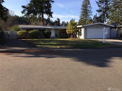 Bellevue Single Family Home For Sale: 2541 155th Place SE