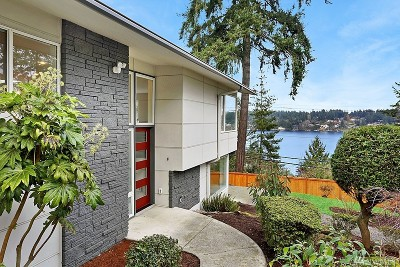 King County Single Family Home For Sale: 3050 90th Place SE