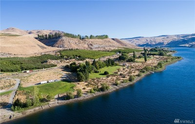Chelan County, Douglas County Residential Lots & Land For Sale: 24634 Us Hwy 97
