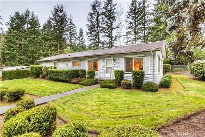 Federal Way Single Family Home For Sale: 206 SW 355th Place