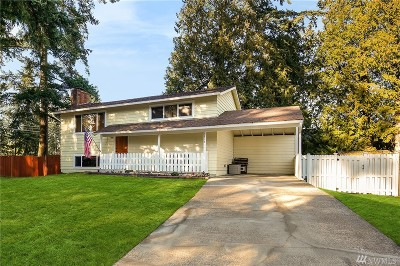 Bothell Single Family Home For Sale: 3515 199th St SE