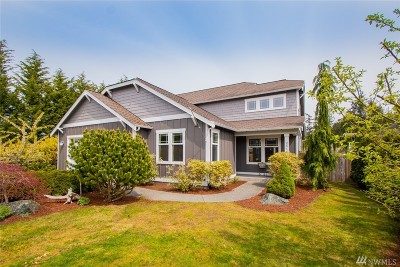 Anacortes Single Family Home For Sale: 2514 Fir Crest Blvd