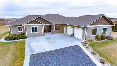 Moses Lake Single Family Home For Sale: 4242 Rd 7.4 NE