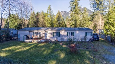 Gold Bar Single Family Home For Sale: 44507 Pine Rd