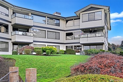 Edmonds Condo/Townhouse For Sale: 505 Pine St #101