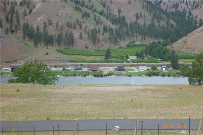 Chelan, Chelan Falls, Entiat, Manson, Brewster, Bridgeport, Orondo Residential Lots & Land For Sale: 14 Cydnee Place