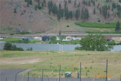 Chelan, Chelan Falls, Entiat, Manson, Brewster, Bridgeport, Orondo Residential Lots & Land For Sale: 22 Cydnee Place