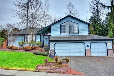 Marysville Single Family Home For Sale: 7719 72nd Dr NE