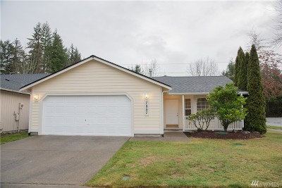 Lacey Single Family Home For Sale: 7807 48th Ave SE