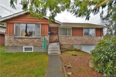 Tacoma Single Family Home For Sale: 5413 N 31st St