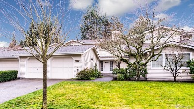 Bellevue Single Family Home For Sale: 6511 115th Place SE