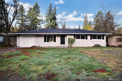 Federal Way Single Family Home For Sale: 30737 12th Place SW