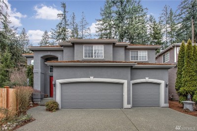 Sammamish Single Family Home For Sale: 2907 256th Ct SE