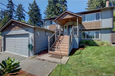 Shoreline Single Family Home For Sale: 15757 Densmore Ave N