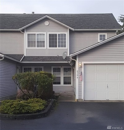 Puyallup Condo/Townhouse For Sale: 6304 111th Ave E