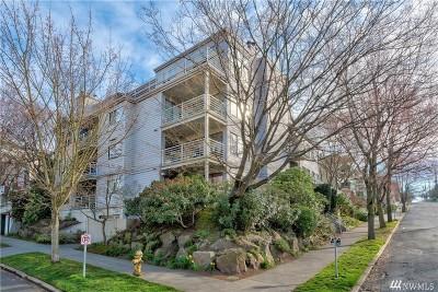 Seattle Condo/Townhouse For Sale: 1100 E Harrison #204