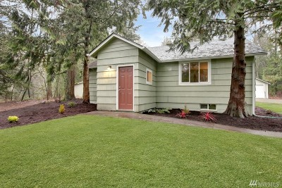 Bremerton Single Family Home For Sale: 4913 NW David Rd