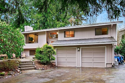 Sammamish Single Family Home For Sale: 3102 220th Place SE